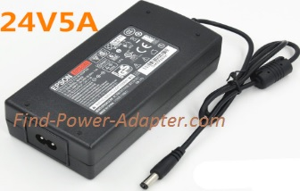 NEW 24V 5A PA-2405-096 08K9092 M2450A EPS-240 Adapter Power