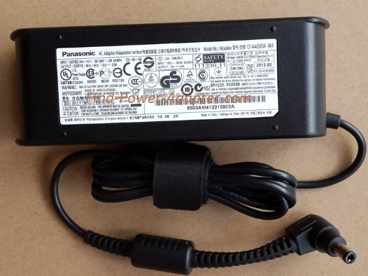 NEW Original 16V 5A 80W Panasonic CF-AA6503A Ac adapter Charger