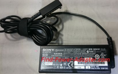 NEW 10.5V 2.9A Sony Xperia Tablet SGPAC10V1 N50 R33030 AC Adapter Charger