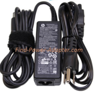 NEW 19.5V 2.31A 45W HP Slim 744481-002 744893-001 AC Adapter Power Cord