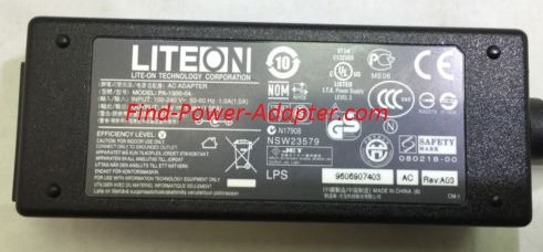 NEW 19V 1.58A PA-1300-04 LITEON Acer Aspire One Mini Charger AC Power Adapter