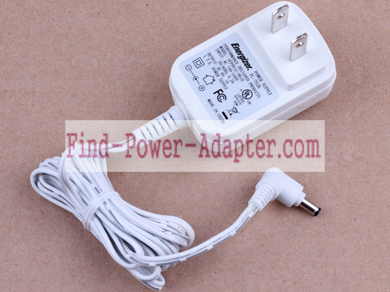 6V 1A 6W AC Power Supply Adapter Model GFP051U-0610 Fit PL-7526 Tip 4.0mm x 1.7mm