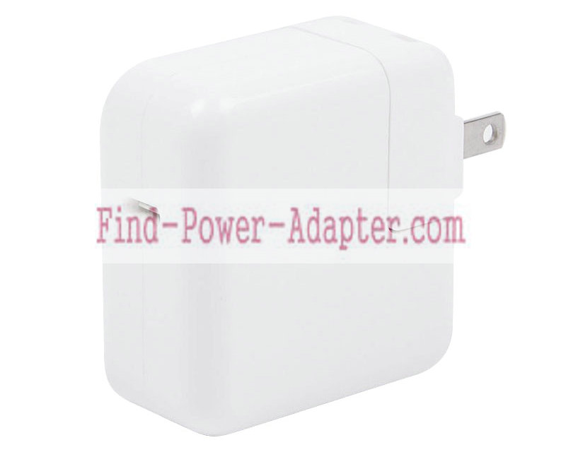 14.5V 2A 29W USB-C Power Adapter Apple A1540 Charger For MacBook 12