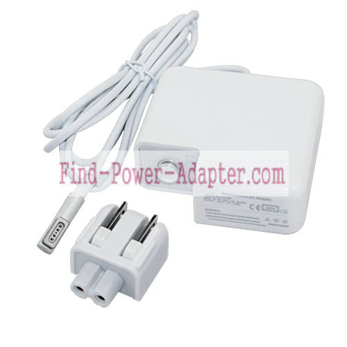 Apple A1237 14.5V 3.1A AC/DC Adapter - Apple A1237 14.5V 3.1A Power Supply Cord