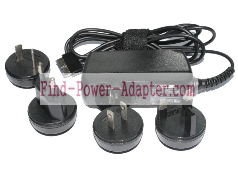 Asus 15V 1.2A 18W AC Power Adapter ADP-40TH A EXA1206CH 0A001-00330100 Tip Special Interface