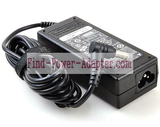 Delta ADP-65JH DB 19V 3.42A AC/DC Adapter - Delta ADP-65JH DB 19V 3.42A Power Supply Cord