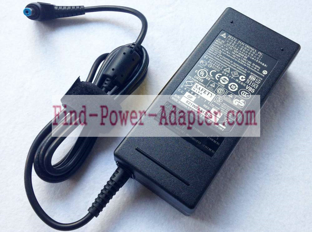 Delta 19V 4.74A 90W AC Power Adapter ADP-90CD DB ADP-90FB ADP-90SB AB ADP-90SB BB