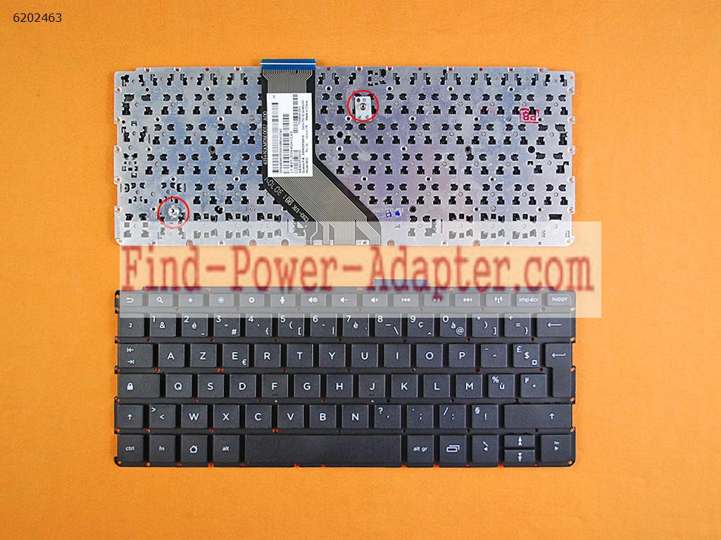 720650-051 NSK-CS0SQ HP SlateBook 10-H Keyboard 9Z.NAMSQ.00F
