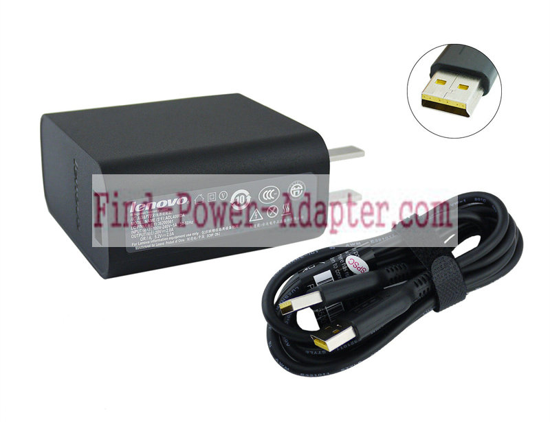 36200561 Adapter Delta ADL40WDA 20V 2A OR 5.2V 2A 40W