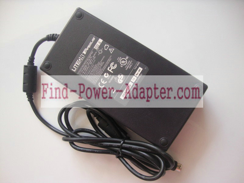 PA-1181-02 PA-1181-08 PA-1180-0Q FSP180-ABAN1 Replacement Liteon 19V 9.5A 180W AC Power Adapter