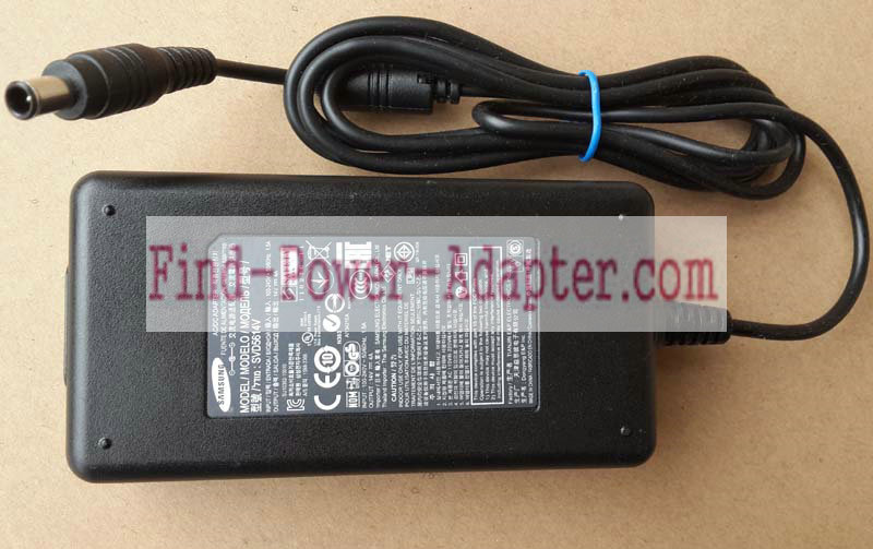 Samsung 14V 4A Replace BN44-00011A 14V 3A AC/DC Adapter Power Supply Cord
