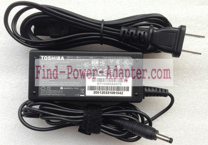 Toshiba AC Adapter : Laptop Parts Supplier, Laptop Parts Repair