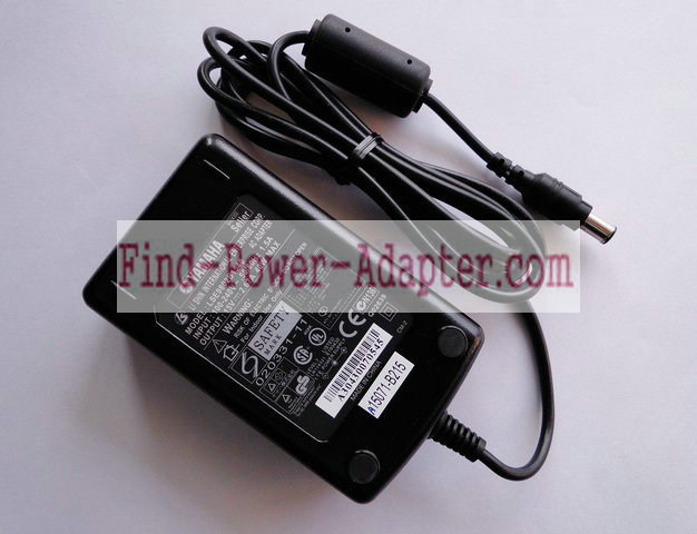 Replacement Yamaha LSE9802B1540 15V 2.67A 45W AC Power Adapter Supply Tip 6.0mm x 4.0mm With Center